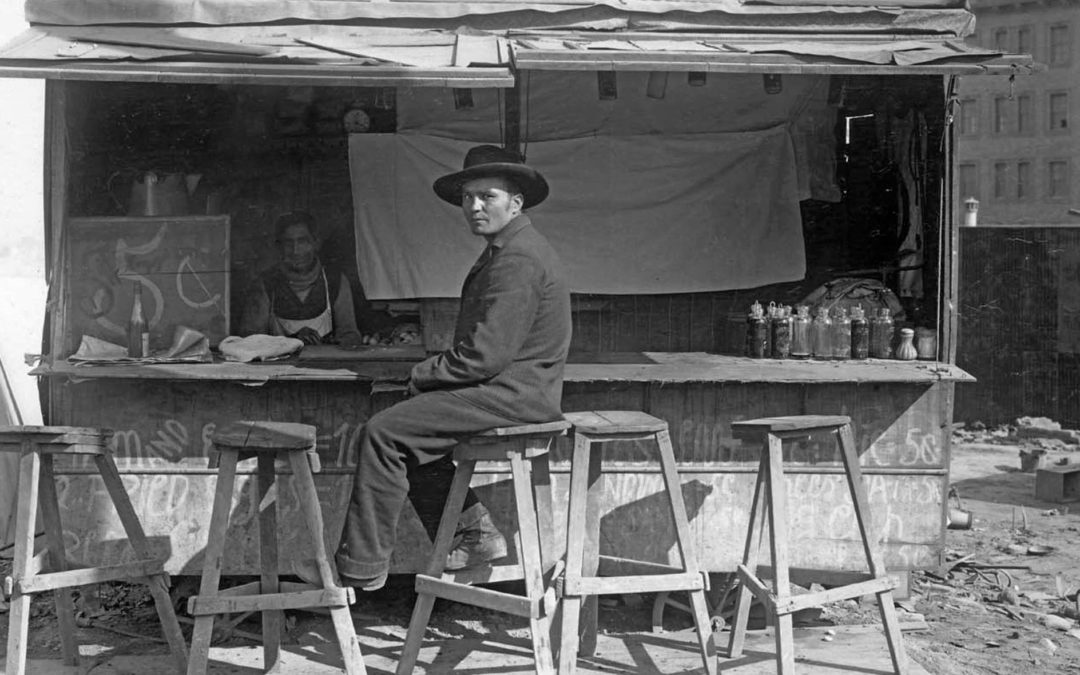 TABLES FROM THE RUBBLE  How the Restaurants That Arose After the Great Quake of 1906 Still Feed San Francisco Today